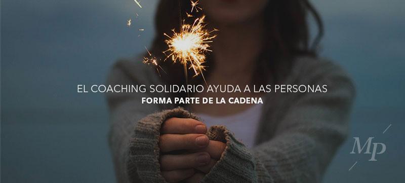 El Coaching Solidario ayuda a las personas - Mireia Poch
