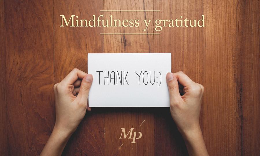 Mindfulness y gratitud - Mireia Poch