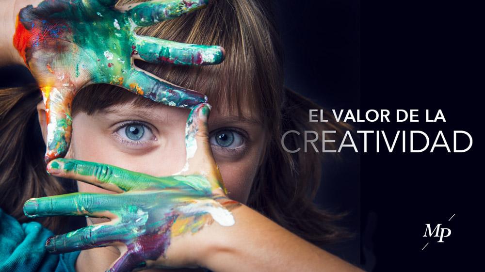 El valor de la creatividad - Mireia Poch