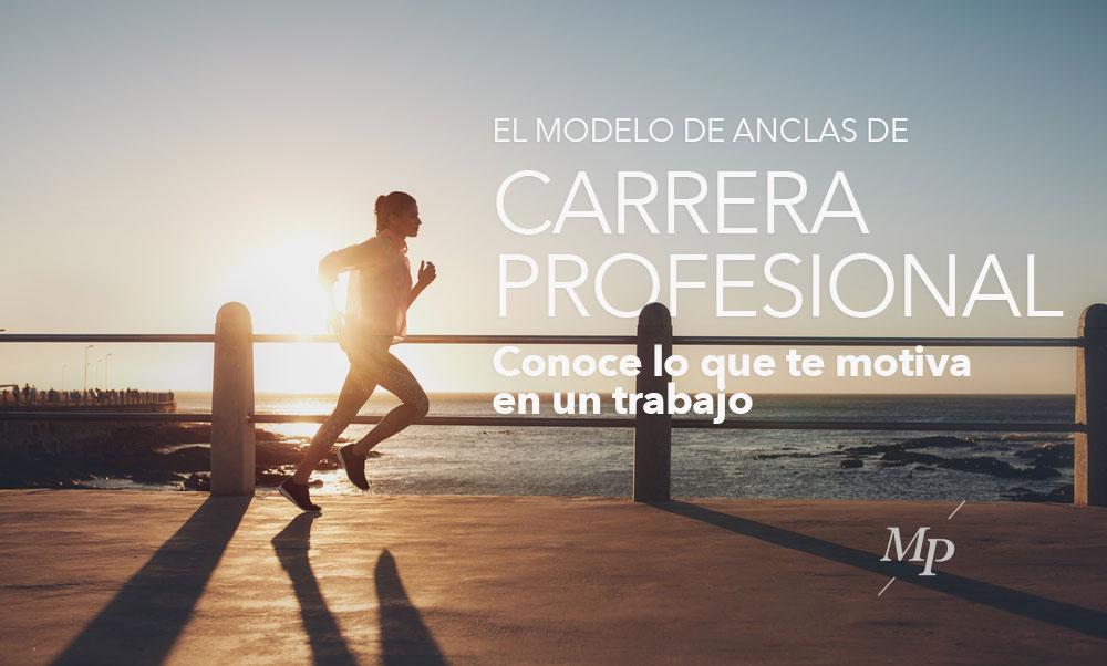 Modelo Anclas carrera profesional - Mireia Poch