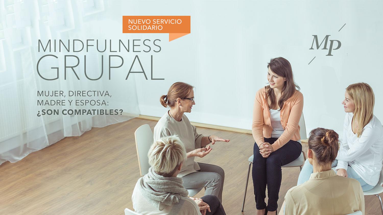 Mindfulness Grupal mujeres - Mireia Poch