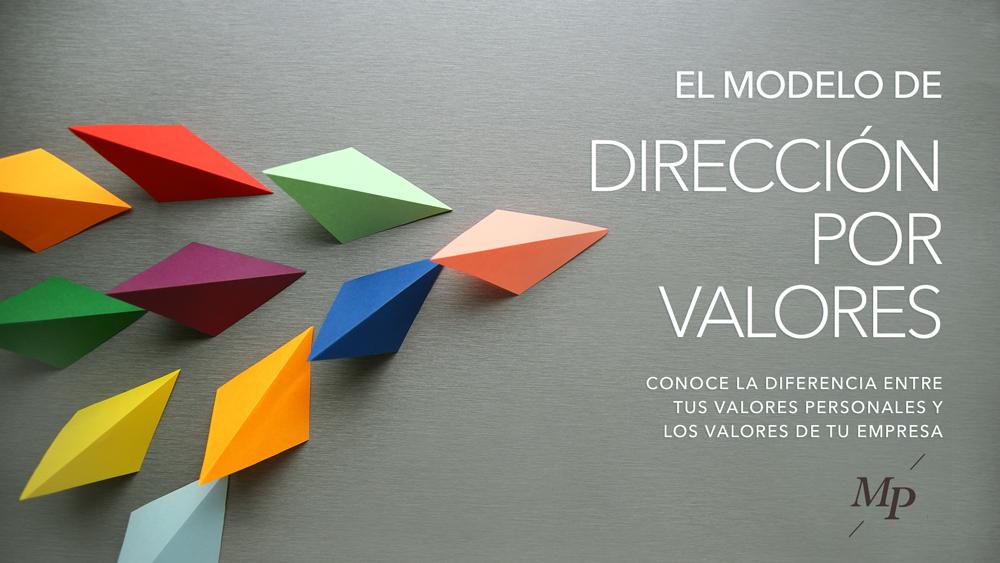 Mireia Poch - Modelo dirección por valores